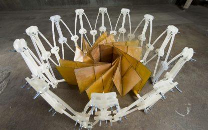 НАСА строи соларни панели, вдъхновени от оригами