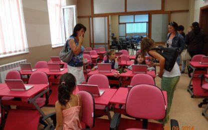 Училище на бъдещето отвори врати в Сливен