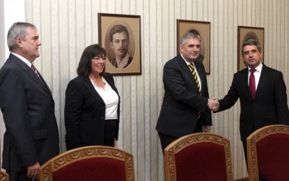 АБВ и Плевнелиев правят тинк танк за бъдещи реформи