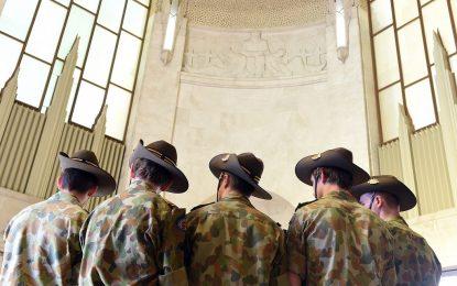 Австралия изпраща спецчасти в Ирак