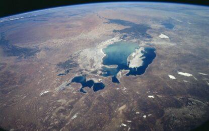 $3 милиарда за спасяване на Аралско море