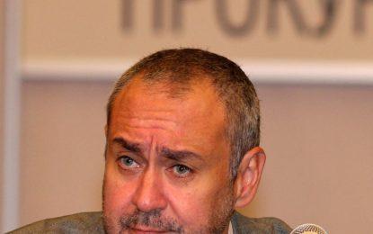 Борис Велчев оглави Конституционния съд
