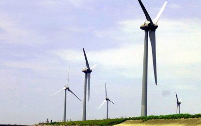 """Вятърът """"издуха"""" изкопаемите горива на Скандинавия"""