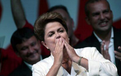 Бразилия избра Дилма за втори път