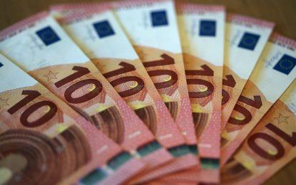 20% от еврофондовете за България остават неусвоени