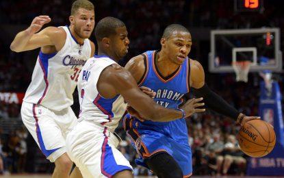 """Избрано от НБА: """"Клипърс"""" с трудна победа над измъчваните от травми """"Тъндър"""""""