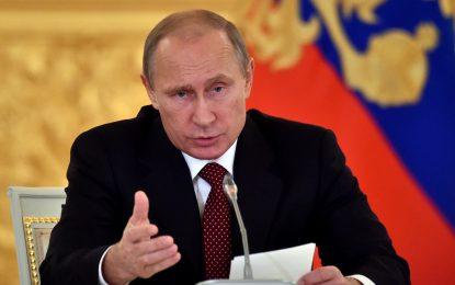 Путин кани Обама на среща в САЩ