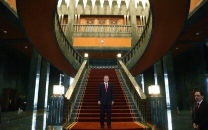 Ердоган седна в Белия дворец