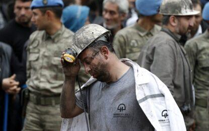 Надеждите за спасяване на турските миньори угасват