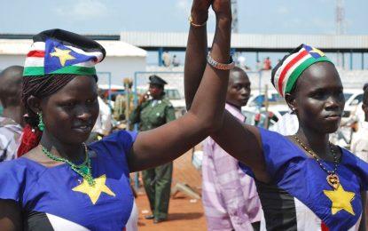"""Жени от Судан правят """"сексстачка"""" в името на мира"""