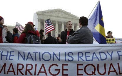 Върховният съд на САЩ даде зелена светлина на еднополовите бракове