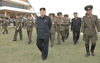 Пхенян изстреля нещо като балистична ракета от подводница