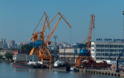Кадрови рокади в 12 без пет в порт Бургас