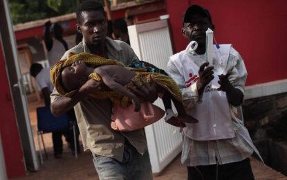 Всички забравиха за маларията