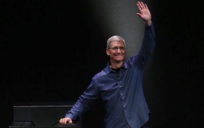 """Шефът на Apple обяви, че е """"горд гей"""""""
