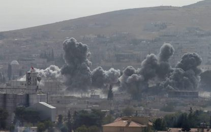 Ислямска държава – на път да вземе победа на два фронта