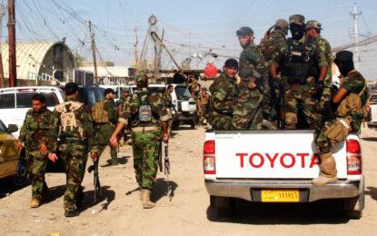 Джихадист уби 27 шиитски бойци в Ирак