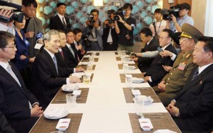КНДР и Южна Корея продължават преговорите