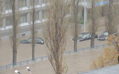Бедствие в Бургас и смолянско, Хасково е под вода (обновена)