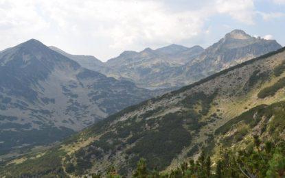 Нов пожар в Рила – този път в националния парк