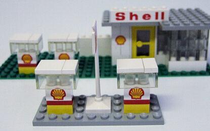 Lego заряза Shell под натиск на екоактивисти