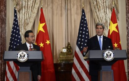 САЩ и Китай си скръцнаха със зъби за Хонконг
