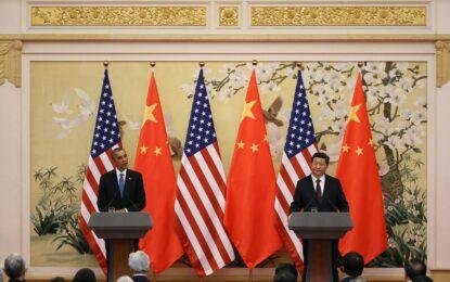 САЩ и Китай поеха исторически ангажимент за борба с вредните емисии