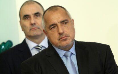 """Борисов увери, че не търси """"спокоен пристан"""" за Искров"""