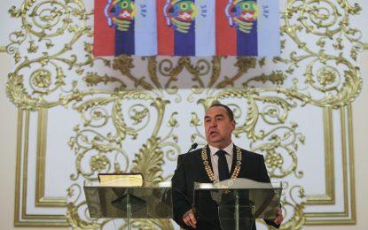 Лидерът на Луганск призова Порошенко на дуел