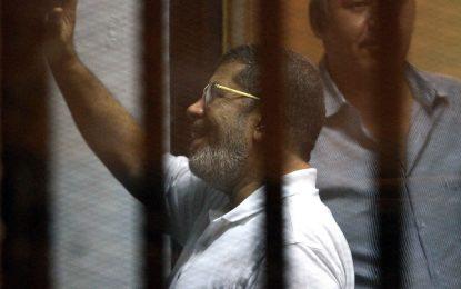 Египетската прокуратура поиска смъртна присъда за бившия президент