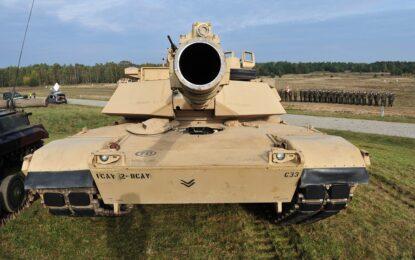 САЩ обмислят разполагане на танкове и в България