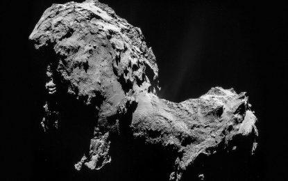 Дали комета не е донесла живота на Земята