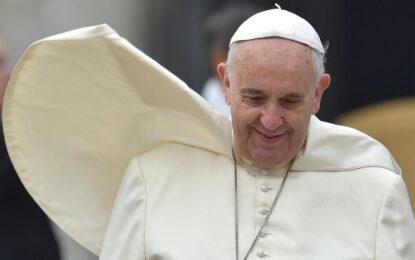 Папа Франциск на историческо посещение в Турция