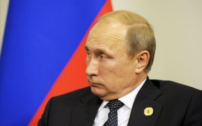 Запада смъмри Путин на срещата на Г-20, той се кани да напусне