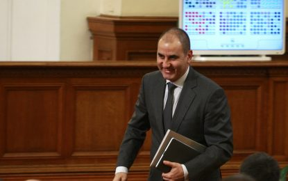 ГДБОП пак в МВР – и указ от президента за главния секретар и шефа на ДАНС