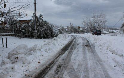 Жълт код в 14 области заради снеговалежи