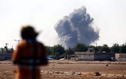 Атентатори-самоубийци се взривиха в Кобане