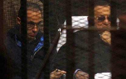 Мубарак не е виновен за загиналите в Арабската пролет