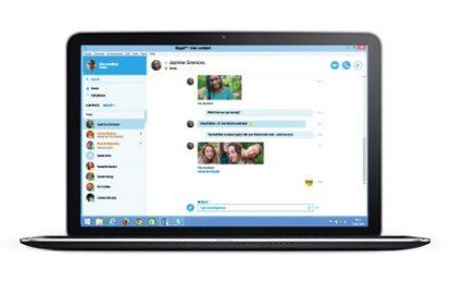 Skype с версия за уеб браузър