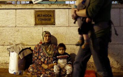 Половината от сирийските бежанци са в Турция
