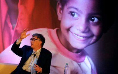 Бил Гейтс иска да излекува света от малария приживе