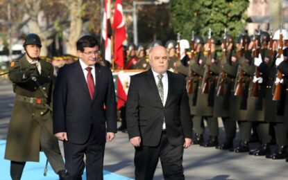 """Ирак помоли Турция за помощ срещу """"Ислямска държава"""""""