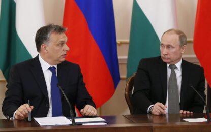 Унгария завива от Кремъл към Берлин
