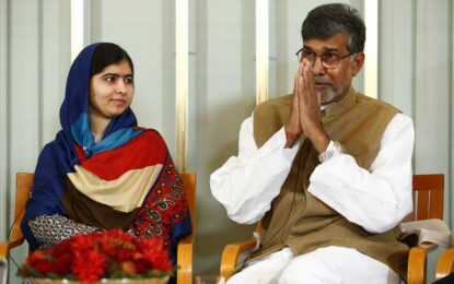 """Малала получи своя """"Нобел"""" и замечта за политика"""