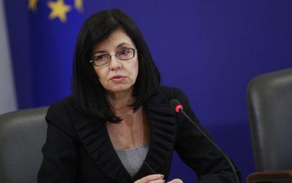 Кунева: Съдебните реформи са цената за влизане в Шенген