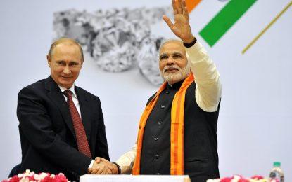 Проблемите на Китай карат Русия да обърне поглед към Индия