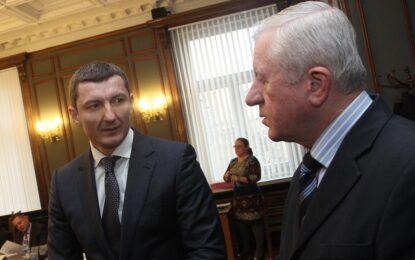 Орхан Исмаилов смята да съди Валери Симеонов