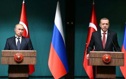 Москва започва търговска война с Анкара