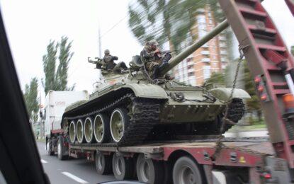 Армията продала 535 танкове и БТР-и за 5.3 милиона