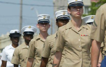 Сексуалното насилие в US армията е нараснало с 8%